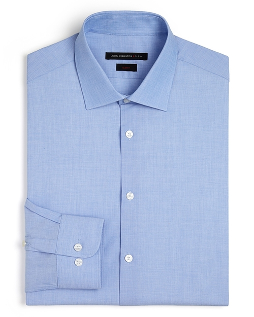 End-On-End Basic Dress Shirt by John Varvatos in The Martian