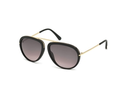Stacey Aviator Sunglasses by Tom Ford in Atomic Blonde