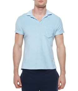 Terry Polo Shirt by Orlebar Brown in The House