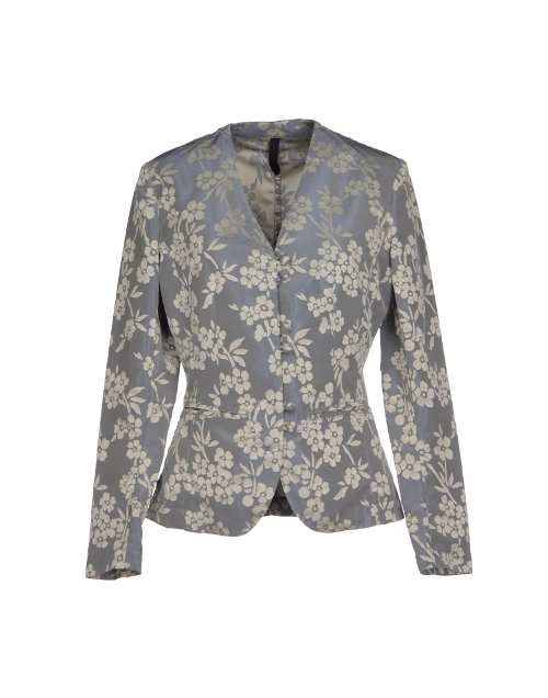 Floral Print Blazer by Aquarama in While We're Young