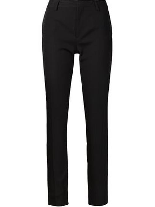 Tux Stripe Trousers by Saint Laurent in Scream Queens - Season 1 Episode 3