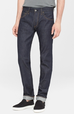 'Fit 2' Slim Fit Raw Selvedge Jeans by Rag & Bone in Sleeping with Other People