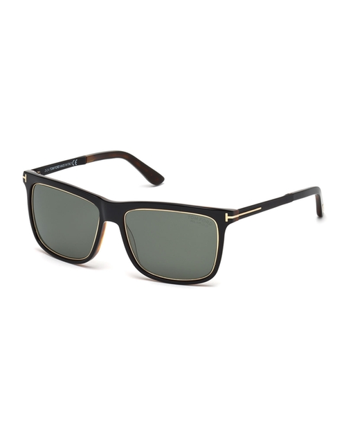 Shiny Metal Sunglasses by Tom Ford in Mission: Impossible - Ghost Protocol
