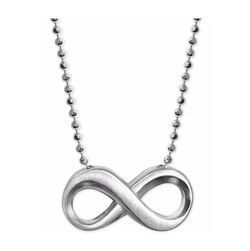 Infinity Pendant Necklace by Alex Woo in The Fate of the Furious