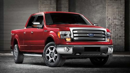 F-150 by Ford in Prisoners