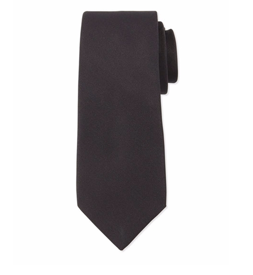 Grosgrain Solid Tie by Lanvin in Suits - Season 6 Episode 6