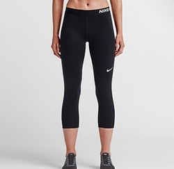 Pro Women's Training Capris by Nike in Santa Clarita Diet