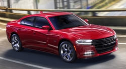 Charger Sedan by Dodge in Jack Reacher: Never Go Back