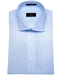 Window Pane Egyptian Cotton Shirt by Alara in The Good Wife