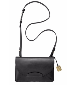 Nilsson Convertible Leather Crossbody Bag by Skagen in Pretty Little Liars