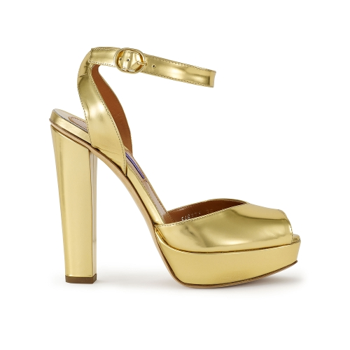 Specchio Valeria Sandal by Ralph Lauren in Southpaw