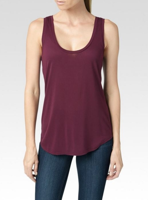 Jessa Tank Top by Paige Denim in New Girl