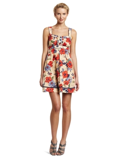 Ruffle Front Tank Dress by Jessica Simpson in The Big Bang Theory