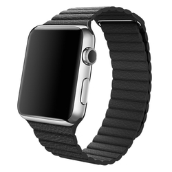 Leather Loop Watch by Apple in The Big Bang Theory