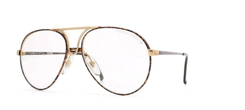 Authentic Men Vintage Eyeglasses by Porsche Design in Everest