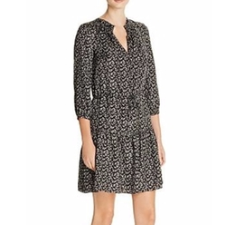 Dragonfly Silk Dress by Rebecca Taylor in New Girl