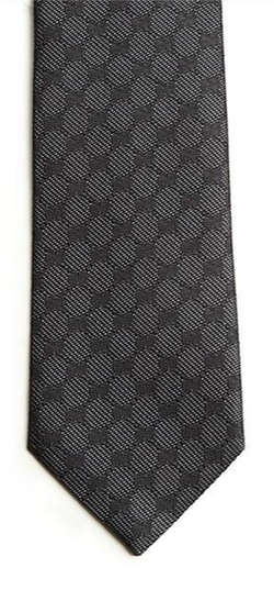 Patterned Silk Tie by Gucci in Ballers