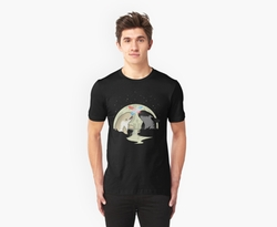 Nar Wars Tee by RebelArts in The Flash