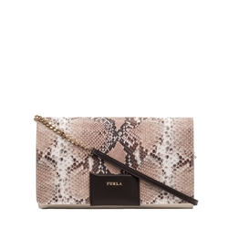 Animal Zizi Clutch Bag by Furla in Southpaw