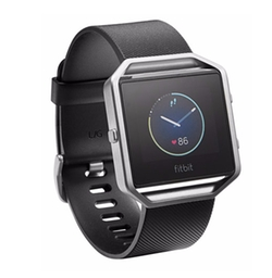 Blaze Smart Fitness Watch by Fitbit in Chelsea