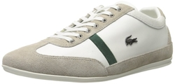 Men's Misano 23 Fashion Sneaker by Lacoste in Pitch Perfect 2