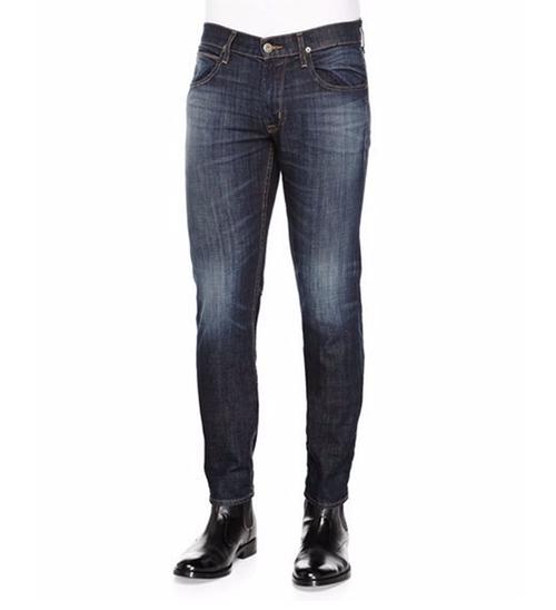 Blake Motorhead Slim-Straight Jeans by Hudson in Marvel's Luke Cage - Season 1 Episode 8