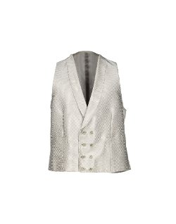 Lapel Collared Vest by Canali in The Age of Adaline