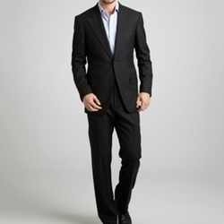 Peak Lapel Suit by Tom Ford in Suits