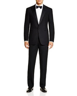 Basic Peak Lapel Regular Fit Tuxedo by Ralph Lauren in Barbershop: The Next Cut