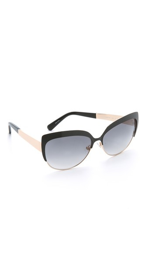 Raelyn Sunglasses by Kate Spade New York in Scream Queens