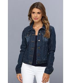 Denim Jacket by Velvet by Graham and Spencer in Ouija