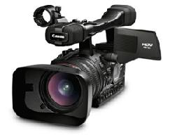 XH-A1 HD HDV Professional Camcorder by Canon in Oculus