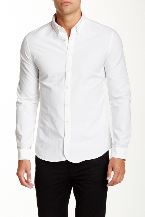 Richie Slim Fit Shirt by Tiger Of Sweden in Furious 7
