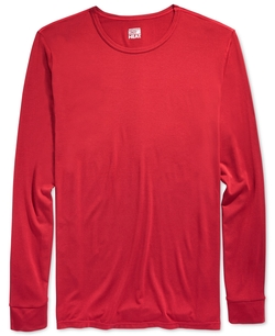 Thermal Long Sleeve Crew Shirt by 32 Degrees Heat By Weatherproof in New Girl