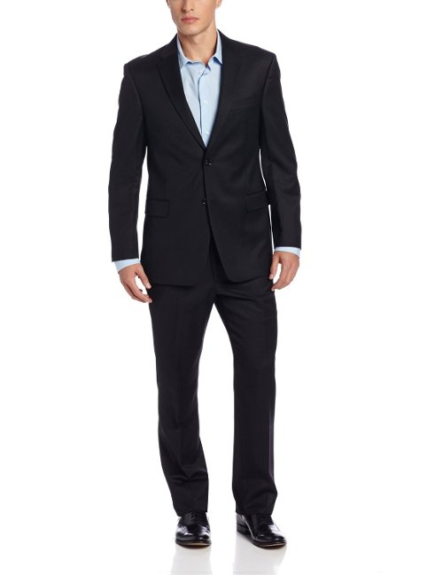 Men's Lapel Nathan Suit by Tommy Hilfiger in (500) Days of Summer