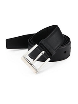 Saffiano Belt by Prada in Confessions of a Shopaholic