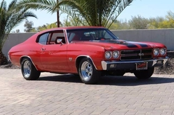 1970 Chevelle Coupe by Chevrolet in Jack Reacher