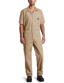 Short Sleeve Coverall by Dickies in The Best of Me