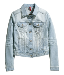 Denim Jacket by H&M in Krampus