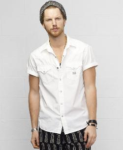 Poplin Cowboy Shirt by Denim & Supply Ralph Lauren in The Hundred-Foot Journey