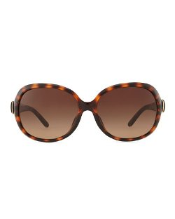 Calla Rounded Sunglasses by Chloe in Need for Speed