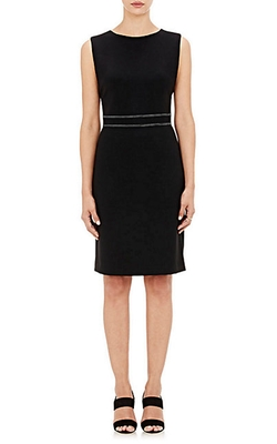 Minaeon Sleeveless Sheath Dress by Theory in The Vampire Diaries