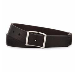 Reversible Leather Belt by Shinola in Preacher