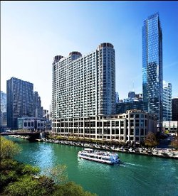 Chicago, Illinois by Sheraton Chicago Hotel & Towers in The Divergent Series: Insurgent