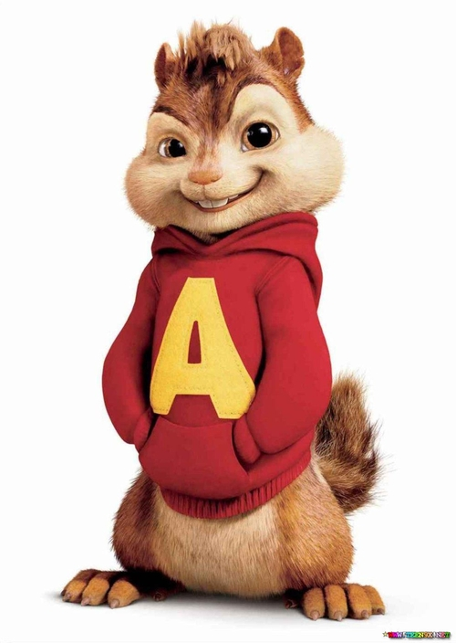 Alvin by Weta Digital in Alvin and the Chipmunks: The Road Chip