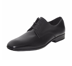 Laurent Calfskin Lace-Up Shoes by Salvatore Ferragamo in John Wick: Chapter 2