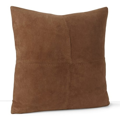 Suede Throw Pillow by Ralph Lauren in Sex and the City 2