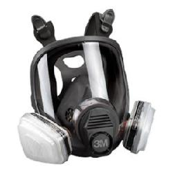 Full-Facepiece Spray Paint Respirator - Organic Vapor by 3M in Sabotage