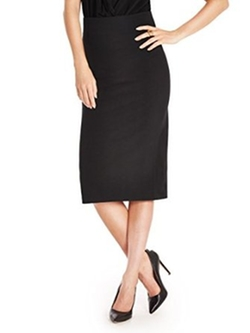 Women's Julie Farrow Ponte Pencil Skirt by Guess by Marciano in Suits