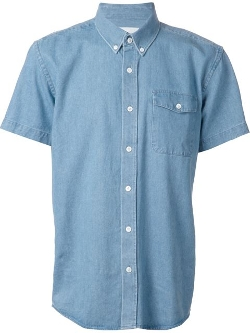 Classic Button Down Shirt by Saturdays Surf NYC in Love & Mercy